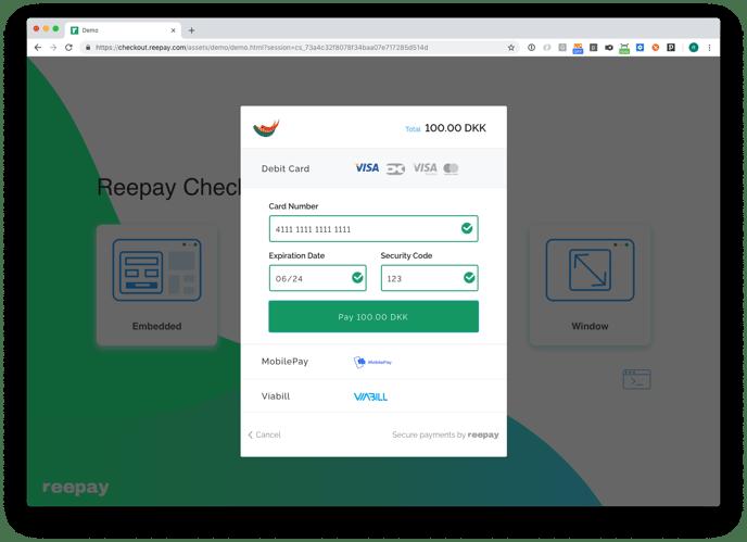 Screenshot_paymentwindow